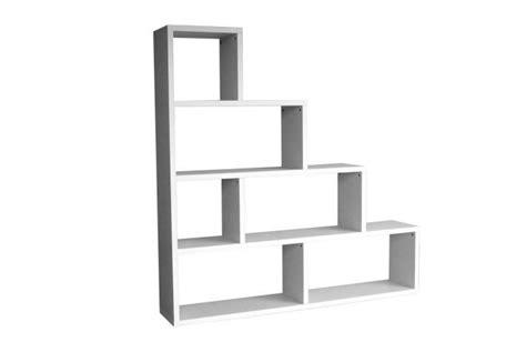 etag 232 re escalier 6 compartiments stairway blanc design pas cher sur sofactory