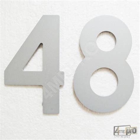 plaque num 233 ro de maison 13 cm 4mepro