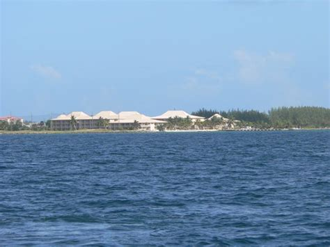 Catamaran Rental Grand Cayman by View Of Resort From Catamaran Picture Of Holiday Inn