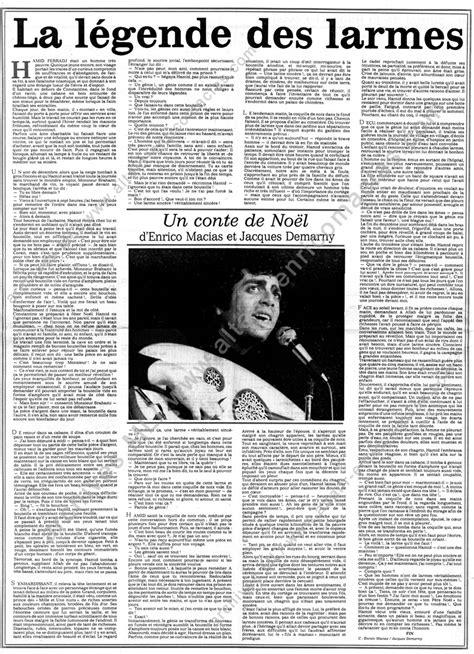 Parution Dauphine Libéré  25 Décembre 1982