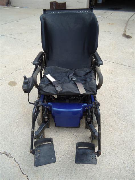 invacare pronto r2 electric mobile wheelchair ebay