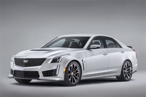 2018 Model Year Brings Minor Changes To Cadillac Cts, Cts