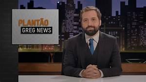 Gregório Duvivier tem razão: Greg News dá depressão