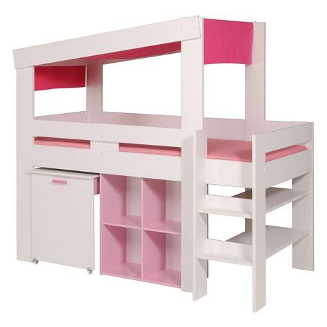 lit enfant combin avec bureau pas cher vera mobilier lit combine bureau fille modanes