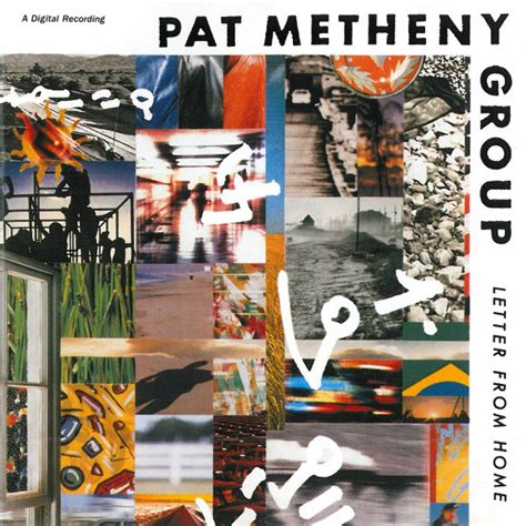 pat metheny letter from home cd album at discogs