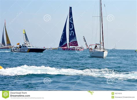 Boat Crew In Spanish by The All Woman Team Sca And The Spanish Police All Female