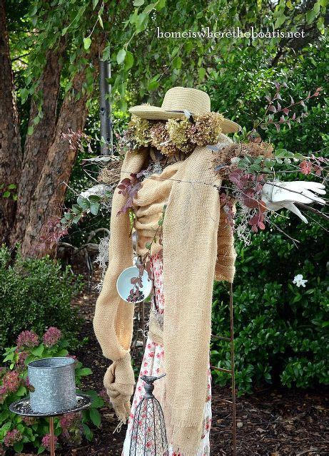Diy Scarecrow For Garden 1000 images about scarecrows on scarecrow