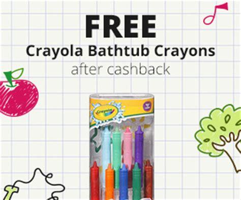 crayola bathtub crayons walmart points and rewards myfreeproductsles