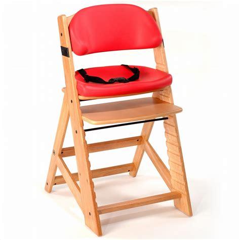 keekaroo height right chair comfort cushion