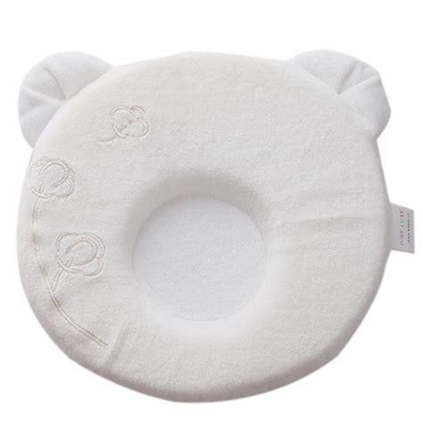 New Baby Newborn Memory Foam Support Pillow Sleep
