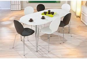 Esstisch Weiß 140 Ausziehbar : esstisch breite 140 180 cm online kaufen otto ~ Markanthonyermac.com Haus und Dekorationen
