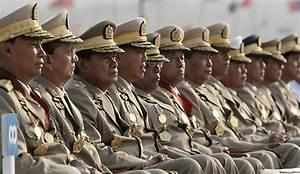 Myanmar Military Given $2.4 Billion Budget – Chiang Rai ...