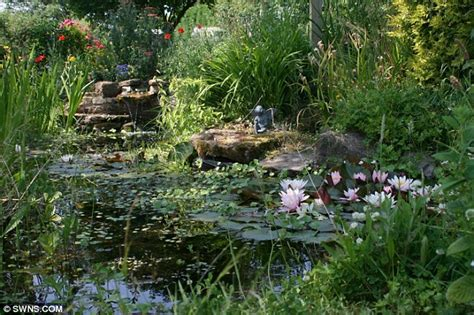 Couple Transform Their Cottage Garden Into A Twitchers