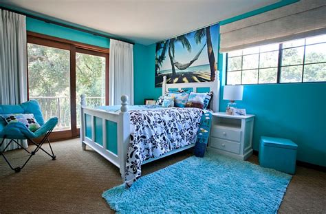 Kids' Bedrooms That Usher In A Fun Tropical Twist