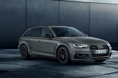 audi a4 range updated with new tech and black editions carbuyer
