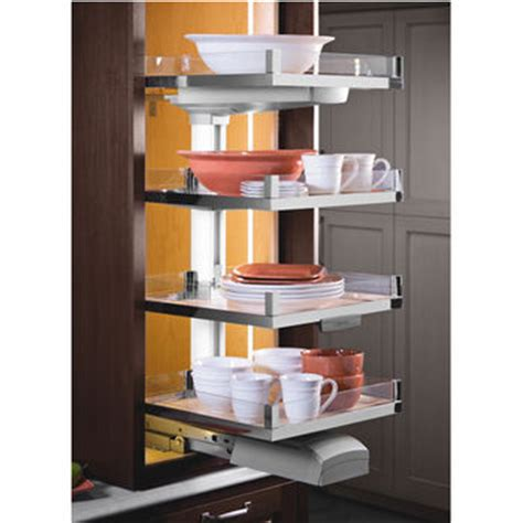hafele pantry pull out shelves baskets cabinet