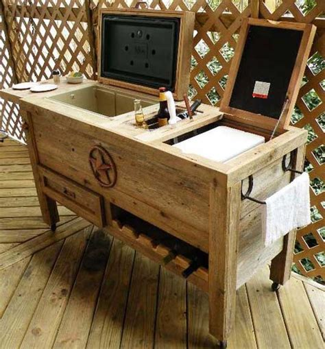26 creative and low budget diy outdoor bar ideas amazing