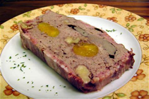recette terrine de foie de veau aux abricots et aux noix banlieusardises