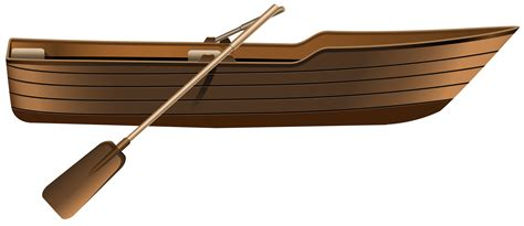 Cartoon Wood Boat wood boat clipart clipground