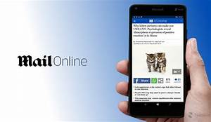 Daily Mail Online App Released on Windows 10 Mobile, PC ...