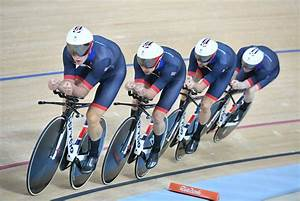Great Britain set new world record in men's team pursuit ...