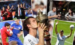 Quotes of the Year - 2013... including Andy Murray, Lance ...