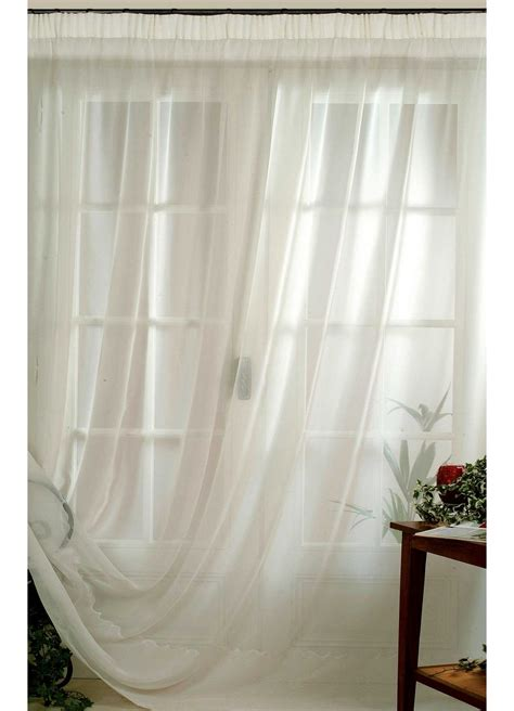 voilage brod 233 cornely blanc achat voilages 24 92