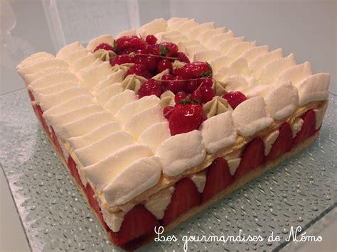 fraisier les gourmandises de n 233 mo