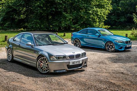New Bmw M2 Vs Used E46 M3 Csl By Car Magazine