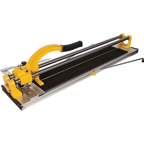 qep 24 in rip porcelain and ceramic tile cutter 10630q the home depot