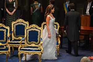 Princess Madeleine in Nobel Peace Prize Ceremony ...