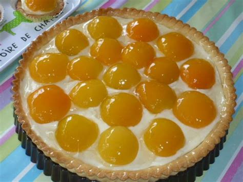la tarte aux abricots toutes mes realisations faites a la maison puis
