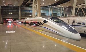 World's Fastest Bullet Train Is Making A Comeback In China