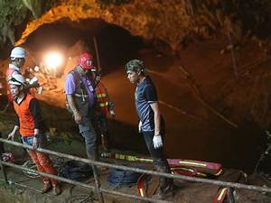 FIFA invites boys soccer team trapped in Thailand cave to ...