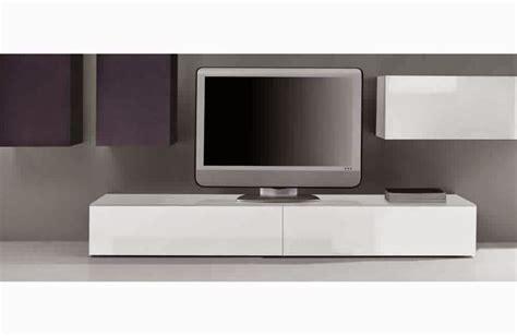 meuble tv blanc laqu 233 meuble d 233 coration maison