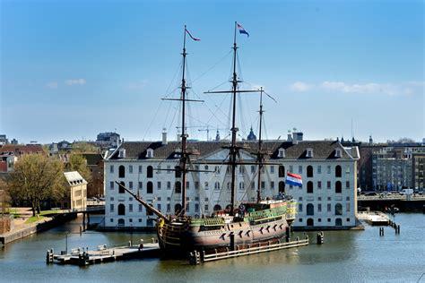 Scheepvaartmuseum Twitter by Voc Schip De Amsterdam