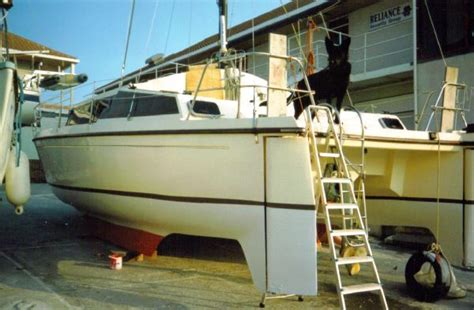 Prout Quest 33 Catamaran For Sale by 1986 Prout Catamarans 33 Cs Boats Yachts For Sale
