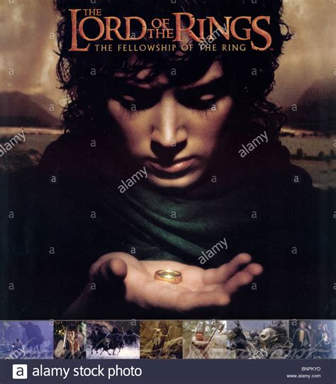 Elijah Wood Poster The Lord Of The Rings