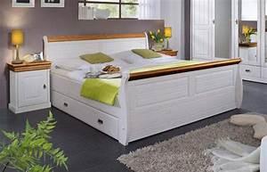 Schlafzimmer Betten Günstig : schlafzimmer skagen kiefer massiv frankenm bel g nstig massiva m ~ Markanthonyermac.com Haus und Dekorationen