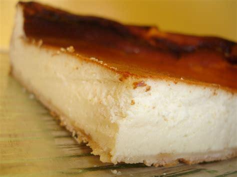 tarte au fromage blanc recette