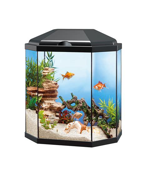 dierspecialist ciano aquarium hexagon zwart 30 ltr