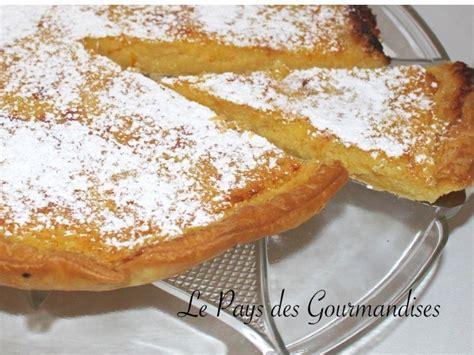 tarte au citron et aux amandes le pays des gourmandises