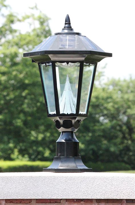 outdoor solar lights gama sonic solar outdoor led light