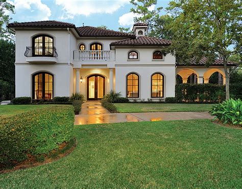Charming Spanish Mediterranean-style Home For Sale In