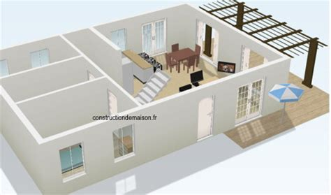 plans de maison 2 et 3d