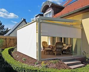 Sonnenschutz Für Terrasse : sonnenschutz f r innen und au en von kwozalla winterg rten ~ Markanthonyermac.com Haus und Dekorationen