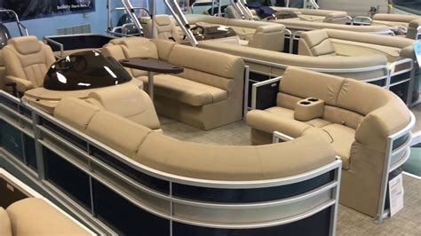 Tritoon Boats For Sale Georgia by Bennington 2275 Gcw Tritoon Boat For Sale Lake Hartwell