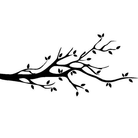stickers muraux fleurs sticker design branche d arbre ambiance sticker
