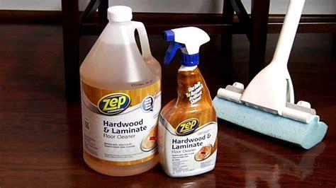 zep commercial hardwood laminate floor cleaner