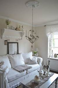Shabby And Chic : cool shabby chic style living room design ~ Markanthonyermac.com Haus und Dekorationen
